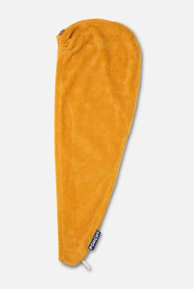 bamboe haarhanddoek amarelo ouro