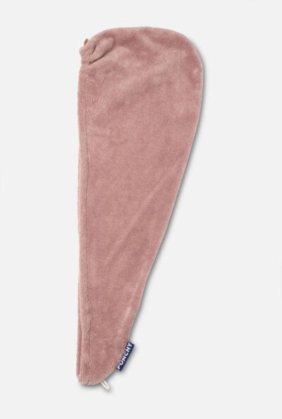 bamboe haarhanddoek rosa velho