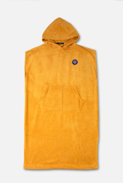 Amarelo Ouro bamboe surf poncho