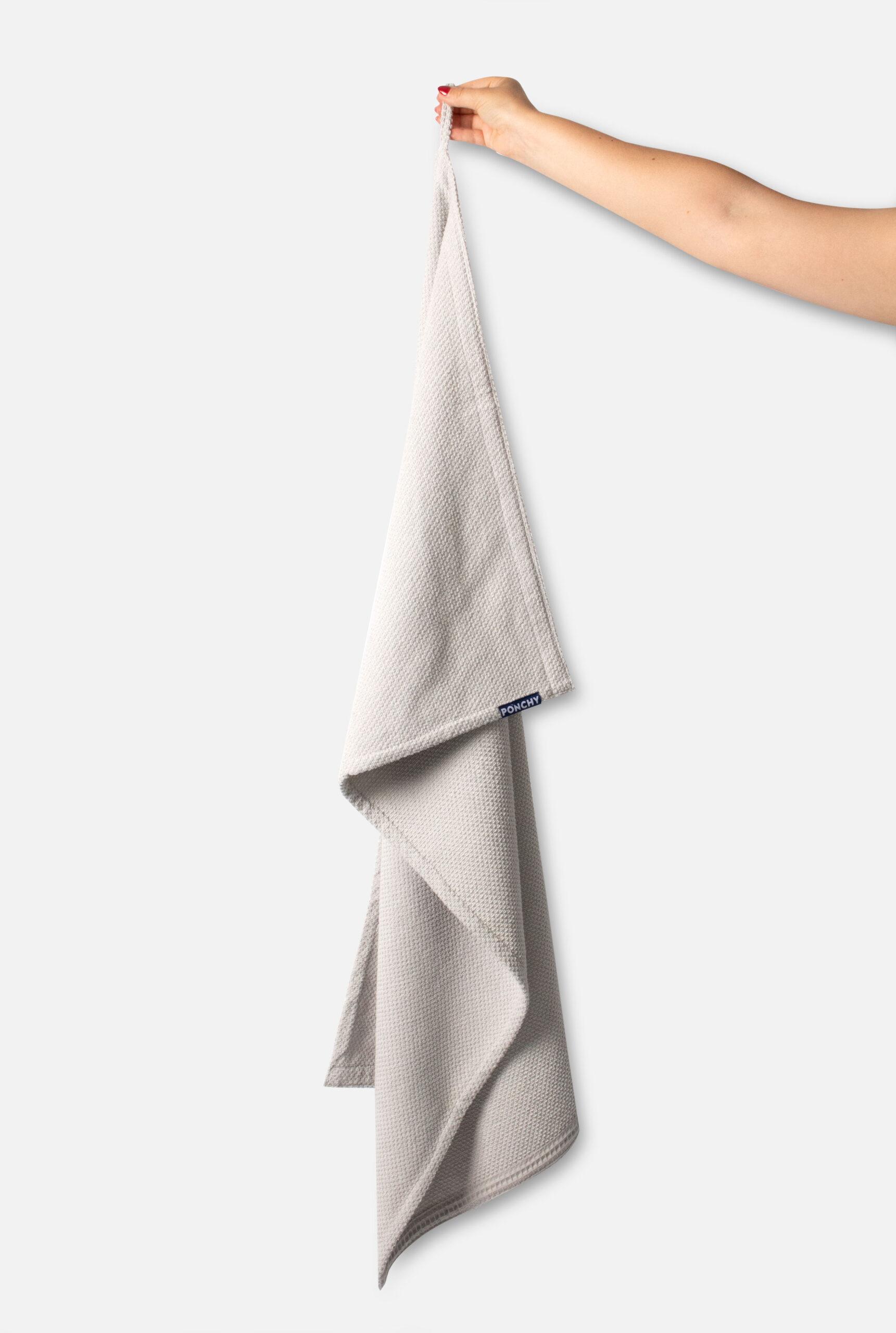 Cinza Claro handdoek groot