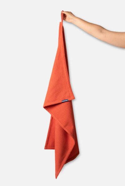 Marrom Velho handdoek