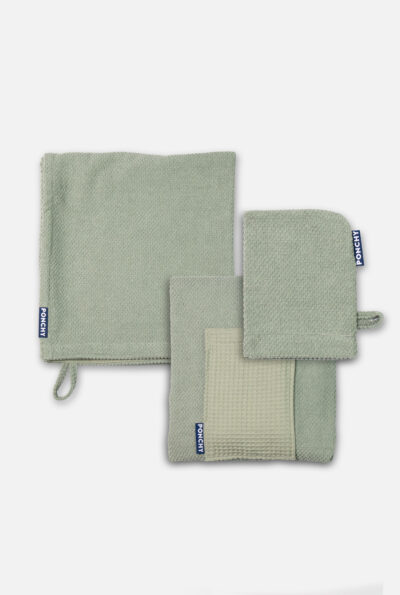 Sauna handdoek set